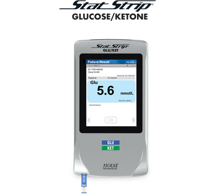 StatStrip and StatStrip Xpress Glucose Meters